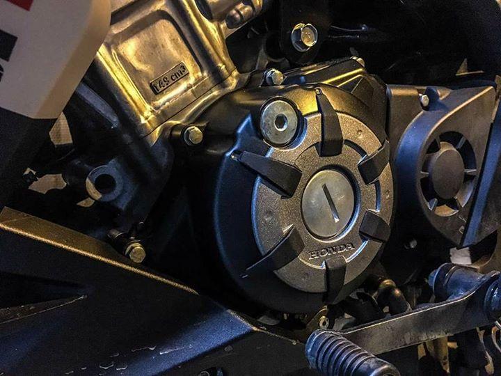 Ốp bảo vệ lốc máy Winner – Sonic – CBR 150