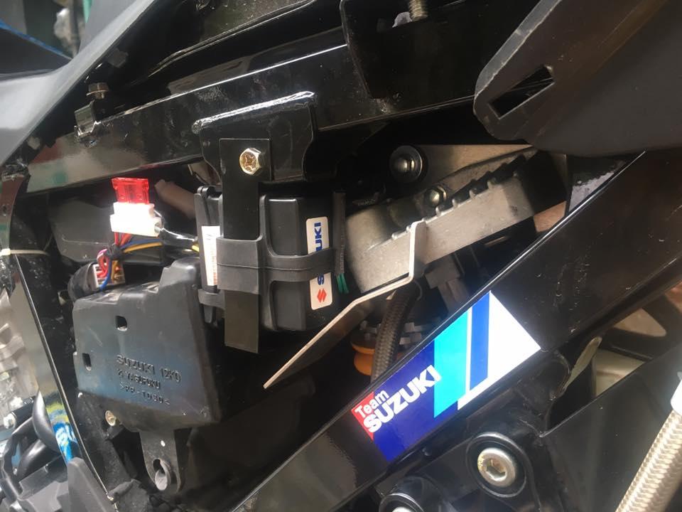 Bộ chống trộm Suzuki Satria FI