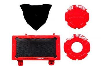 Kit phụ kiện đỏ – Sonic 150