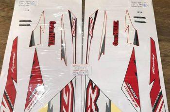 Tem Supra GTR 150 – Winner 150