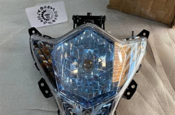 Chóa xanh – Chóa đèn trước – Satria Fu, Raider Fu