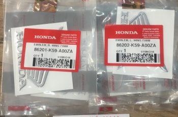 Tem cánh chim Honda Indonesia