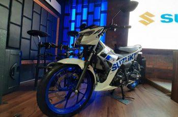 Suzuki Satria Fi 150 – phiên bản 2020 mới !