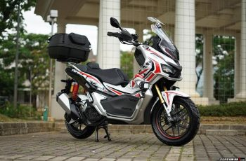 Honda ADV 150  có giá bán chính thức !
