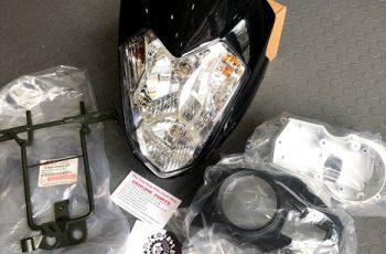 Bộ đầu đèn Satria / Raider 2006