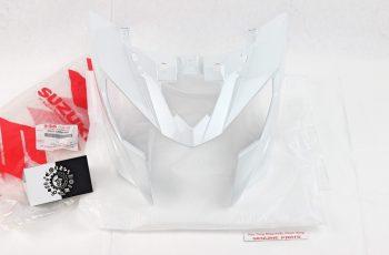 Ốp đầu trắng – Satria Fi, Raider Fi