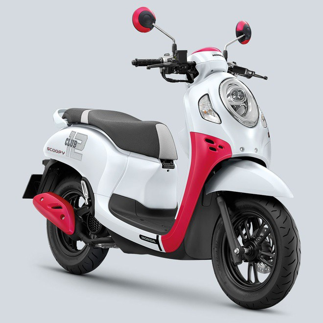 Honda Scoopy 110 K2F Indo