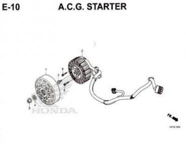E10 – VÔ LĂNG/CUỘN LỬA – Honda PCX 150 (K97)