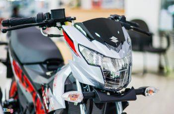Suzuki Raider Fi R150 2021 phiên bản thể thao mới vừa ra mắt !