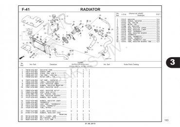 F41 – KÉT NƯỚC – HONDA SUPRA GTR V2 150 (K56W)