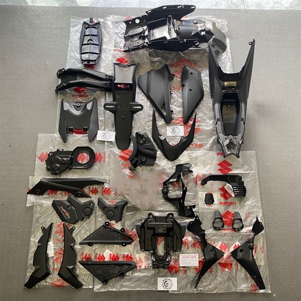 Bộ nhựa nhám - Satria Fi, Raider Fi